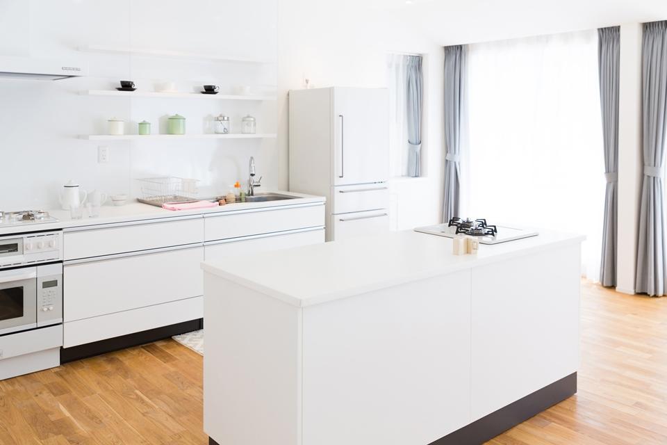 ii型 注文住宅の基礎知識!意外と知らないキッチンの種類を知っておこう